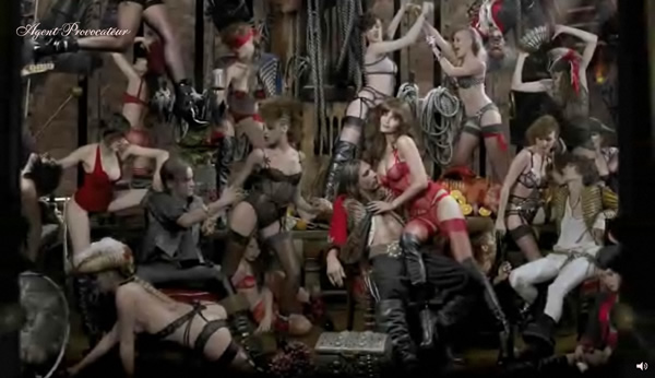 Experience Pirates - Agent Provocateur