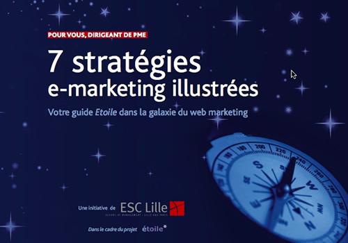 7 stratégies e-marketing