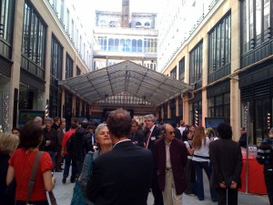 Inauguration Futur en Seine