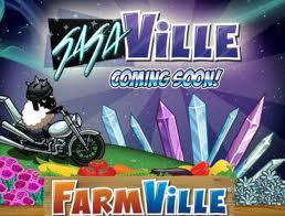 Lady Gaga en partenariat avec Farmville