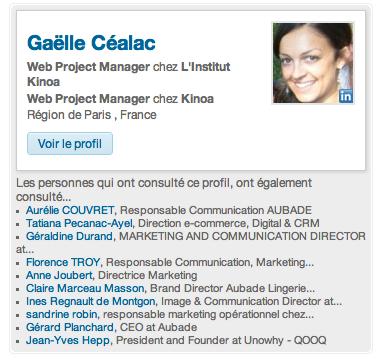 Le Plugin Profil Dun Membre Sert De Carte Visite Sur Linkedin Il Existe Une Version Complte Pour Les Profils Premium
