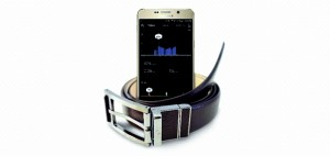 2016 Samsung CES belt connected