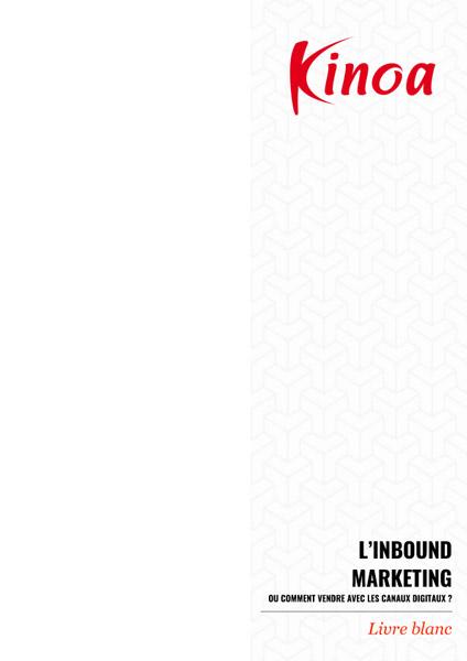 Livre Blanc incontournable Inbound Marketing